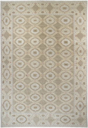 n318 - European Embossed Rug (Wool) - 10' x 14' | OAKRugs by Chelsea high end wool rugs, hand knotted wool area rugs, quality wool rugs