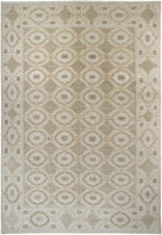 n318 - European Embossed Rug (Wool) - 10' x 14' | OAKRugs by Chelsea affordable wool rugs, handmade wool area rugs, wool and silk rugs contemporary
