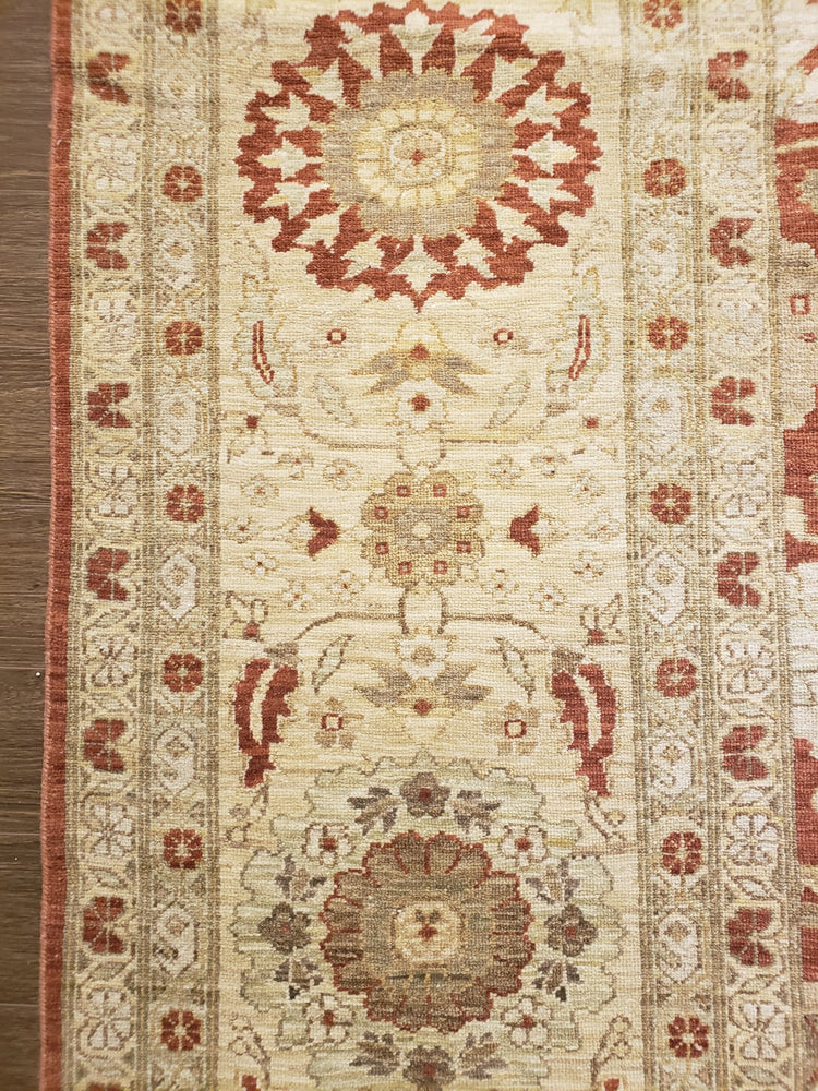 n347 - Classic Zeigler Rug (Wool) - 12' x 15' | OAKRugs by Chelsea high end wool rugs, hand knotted wool area rugs, quality wool rugs