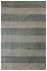 n451 - Contemporary Rug (Wool) - 5' x 7' | OAKRugs by Chelsea inexpensive wool rugs, unique wool rugs, wool rug vintage