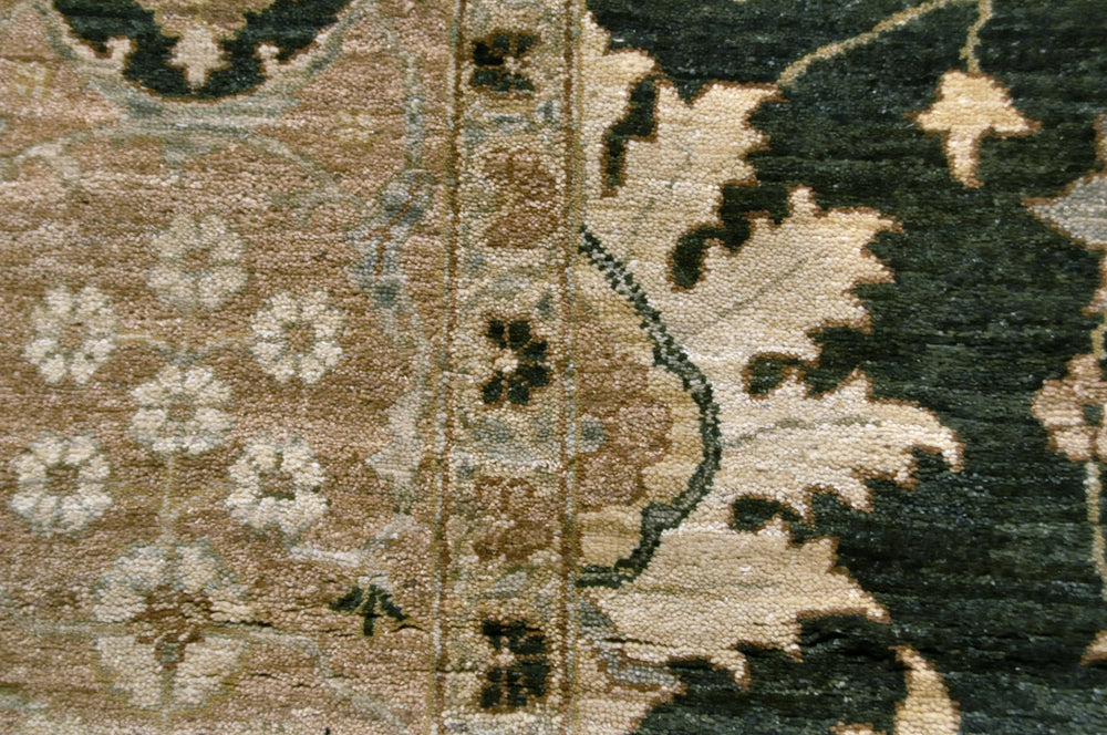 n521 - Classic Zeigler Rug (Wool) - 8' x 10' | OAKRugs by Chelsea high end wool rugs, hand knotted wool area rugs, quality wool rugs