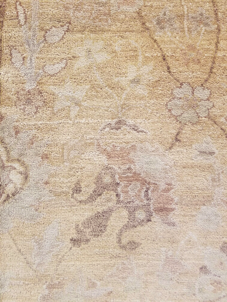 n523 - Classic Zeigler Rug (Wool) - 8' x 10' | OAKRugs by Chelsea high end wool rugs, hand knotted wool area rugs, quality wool rugs