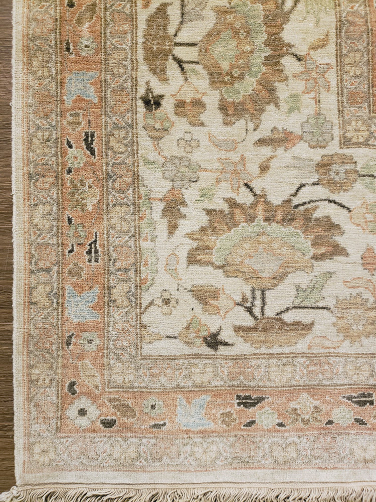 n5879 - Classic Tabriz Rug (Wool) - 12' x 14' | OAKRugs by Chelsea high end wool rugs, hand knotted wool area rugs, quality wool rugs