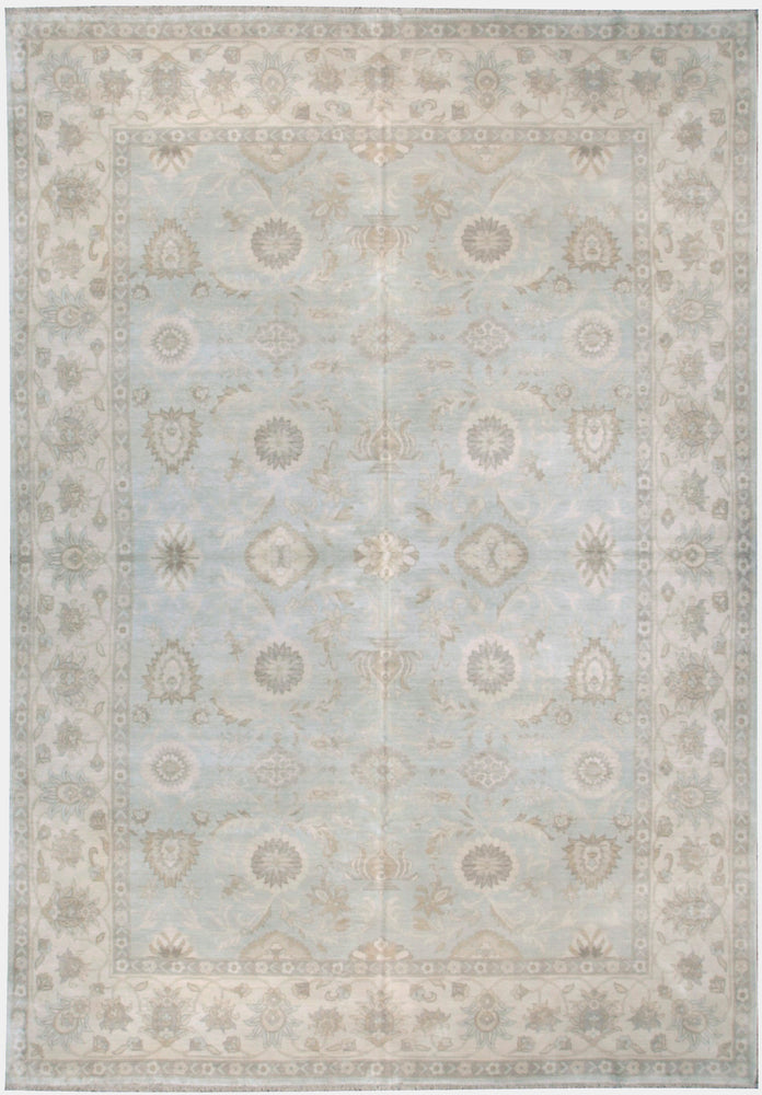 n5946 - Classic Lilifine Rug (Silk) - 8' x 12' | OAKRugs by Chelsea affordable wool rugs, handmade wool area rugs, wool and silk rugs contemporary