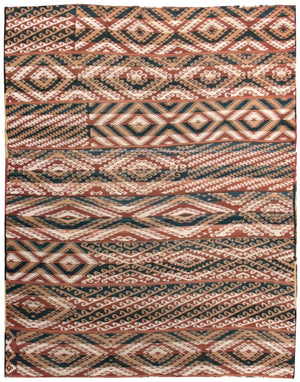 n5954 - Classic Kelim Rug (Wool) - 5' x 7' | OAKRugs by Chelsea inexpensive wool rugs, unique wool rugs, wool rug vintage