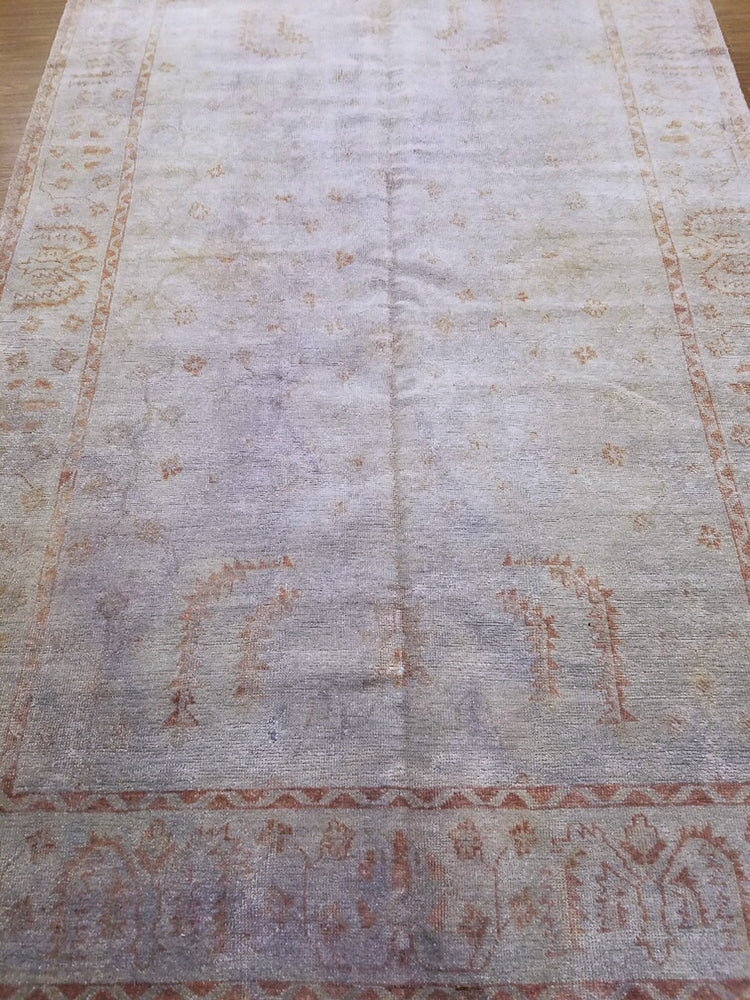 n5962 - Transitional Overdye Rug (wool) - 6' x 9' | OAKRugs by Chelsea handmade wool overdyed rugs, handcrafted wool overdye rugs, affordable wool overdyed rugs