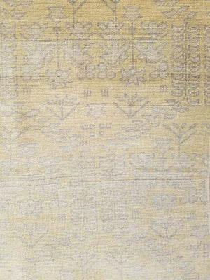 n6046 - Classic Gordes Rug (Wool) - 8' x 10' | OAKRugs by Chelsea high end wool rugs, hand knotted wool area rugs, quality wool rugs