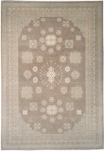 n6109 - Transitional Tabriz Rug (Wool and Silk) - 10' x 14' | OAKRugs by Chelsea inexpensive wool rugs, unique wool rugs, wool rug vintage