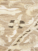 n6112 - Classic Zeigler Rug (Wool and Silk) - 10' x 14' | OAKRugs by Chelsea high end wool rugs, hand knotted wool area rugs, quality wool rugs