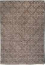 n6135 - Transitional Tabriz Rug (Silk) - 10' x 14' | OAKRugs by Chelsea inexpensive wool rugs, unique wool rugs, wool rug vintage