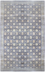 n6172 - Transitional All Over Rug (Wool) - 14' x 20' | OAKRugs by Chelsea inexpensive wool rugs, unique wool rugs, wool rug vintage