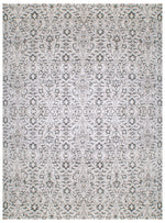 n6203 - Transitional Lav Rug (Wool and Bamboo) - 9' x 12' | OAKRugs by Chelsea inexpensive wool rugs, unique wool rugs, wool rug vintage