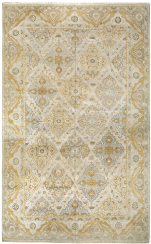 n6228 - Classic Zeigler Rug (Wool) - 12' x 15' | OAKRugs by Chelsea inexpensive wool rugs, unique wool rugs, wool rug vintage