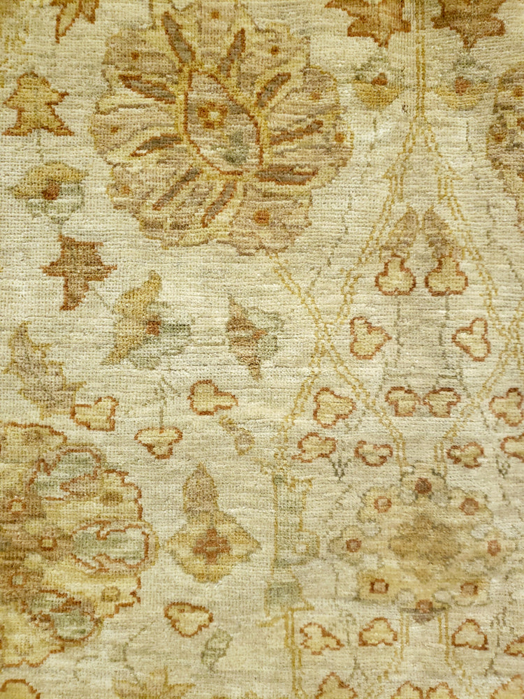 n6247 - Transitional Tabriz Rug (Wool) - 9' x 13' | OAKRugs by Chelsea high end wool rugs, good quality rugs, vintage and antique, handknotted area rugs