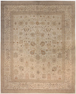 n6258 - Transitional Tabriz Rug (Wool) - 12' x 15' | OAKRugs by Chelsea high end wool rugs, good quality rugs, vintage and antique, handknotted area rugs
