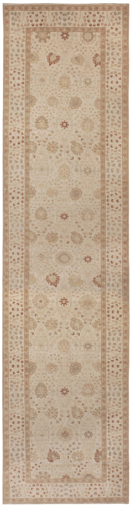 n6261 - Transitional Tabriz Rug (Wool) - 5' x 20' | OAKRugs by Chelsea high end wool rugs, good quality rugs, vintage and antique, handknotted area rugs