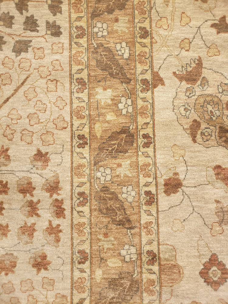 n6265 - Transitional Tabriz Rug (Wool) - 14' x 20' | OAKRugs by Chelsea high end wool rugs, good quality rugs, vintage and antique, handknotted area rugs