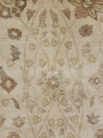 n6267 - Transitional Tabriz Rug (Wool) - 15' x 16' | OAKRugs by Chelsea high end wool rugs, good quality rugs, vintage and antique, handknotted area rugs