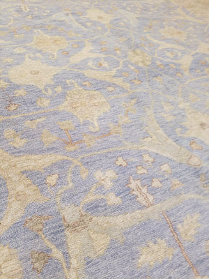 n85 - Classic Tabriz Rug (Wool) - 6' x 9' | OAKRugs by Chelsea high end wool rugs, hand knotted wool area rugs, quality wool rugs