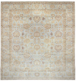 st91005 - Classic Zeigler Rug (Wool) - 14' x 15' | OAKRugs by Chelsea affordable wool rugs, handmade wool area rugs, wool and silk rugs contemporary
