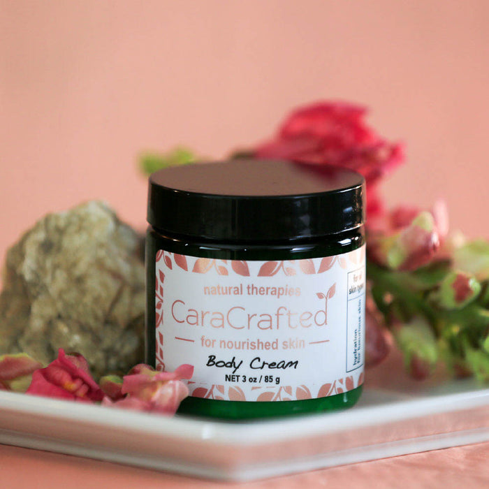 Body Cream - CaraCrafted