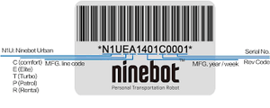 Decoding Ninebot Code: How to Check that you Received the Right Product