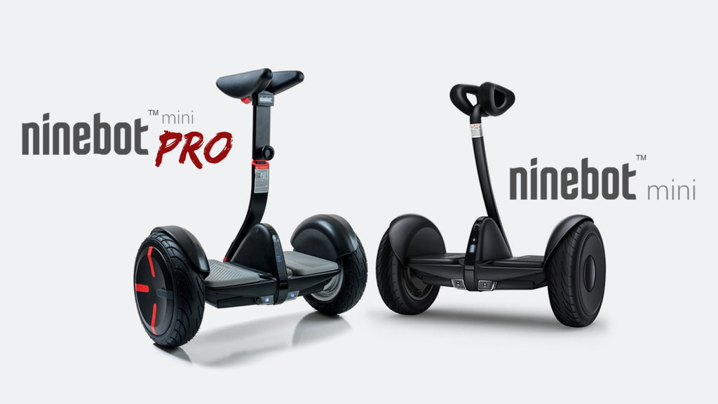 Ninebot by Segway miniPRO VS Ninebot Mini (XIAOMI) : What's the difference??