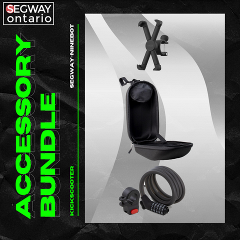Scooter Commuter Accessory Bundle - Save more!
