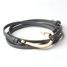 Hook Leather Bracelet - Shop Moduos- Men's Accessories, Bracelets, rings, necklaces, key stubs, tie clips, fashion, style , mens fashion, mens style, mens accessories, expensive look, affordable price, swagger, moduos, shop moduos, moduos accessories, moduos style, expertly selected, nice bracelet, bead bracelet, charm bracelet, hipster bracelet, hipster beads, bead bracelet, stretchy bracelet, stylish bracelet, mens bracelet, mens watches, wrist game, mens ring, fancy ring, fancy bracelet, rich look, giveaway, instagram style, hot style, sexy style, how to look good, look attractive, attractive style, women, bling, chains