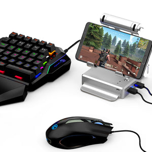 SMART PHONE Mouse & Keyboard Setup