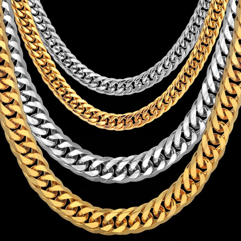 Silver Or Gold Chain