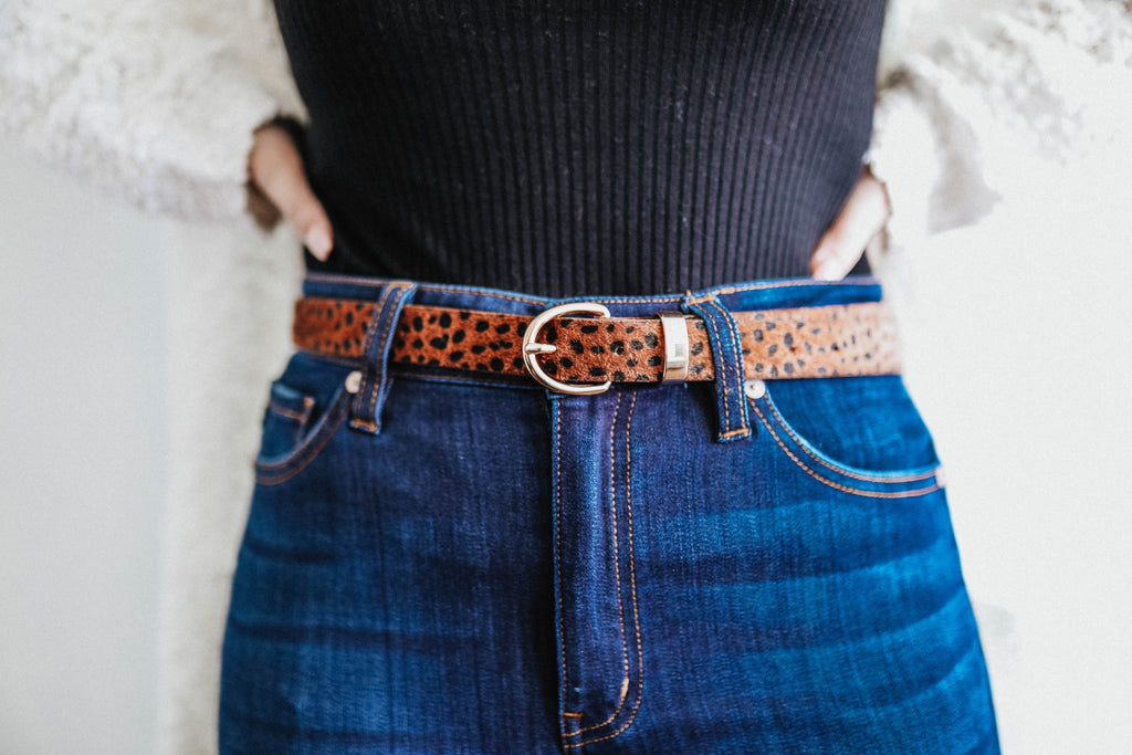 Cowgirl Leather Belts
