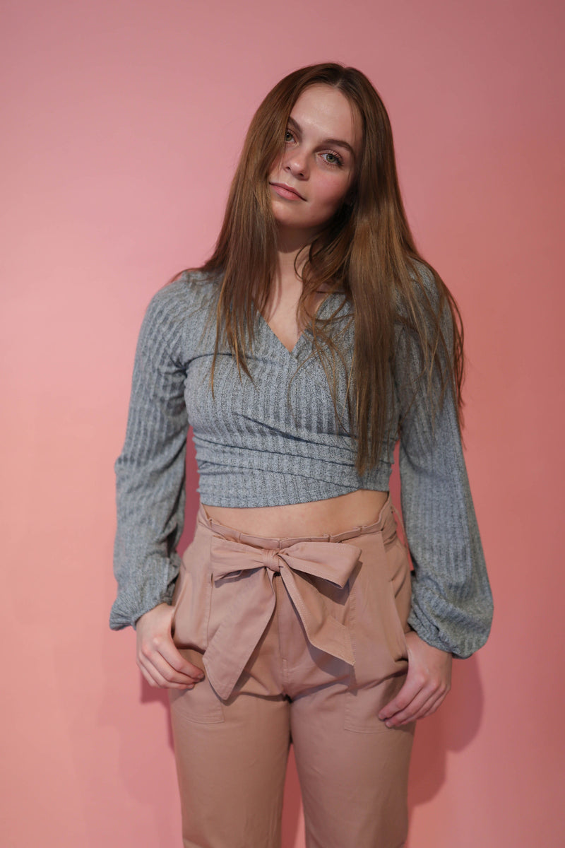 Mabel Blush Trousers