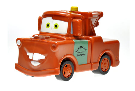 DISNEY CARS Mater 3D Bath Foam Figurine 200ml