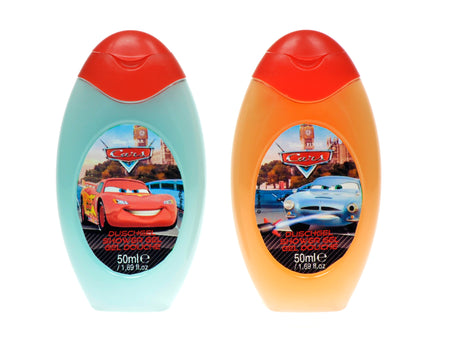 DISNEY CARS Shower Gel 50ml