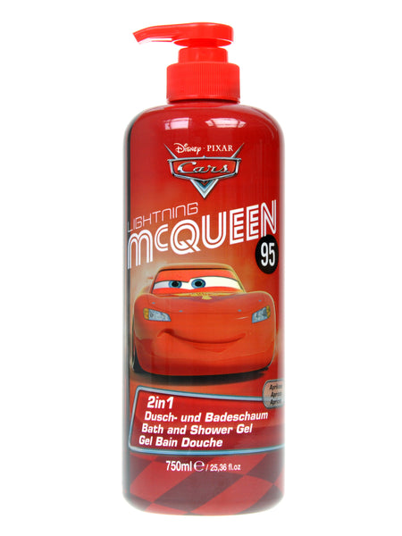 DISNEY CARS Bath & Shower Gel 750ml