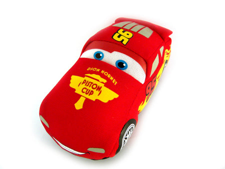 DISNEY CARS McQueen Sqashy Washy