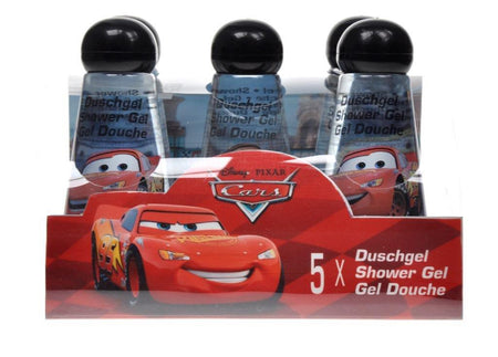 DISNEY CARS mini 'Pit-Stop' Shower Gel Set