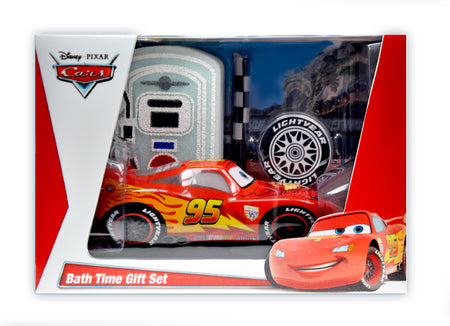 DISNEY CARS Bath Time Set