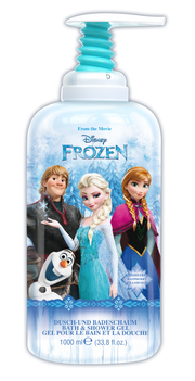 FROZEN Bath & Shower Gel 1000ml