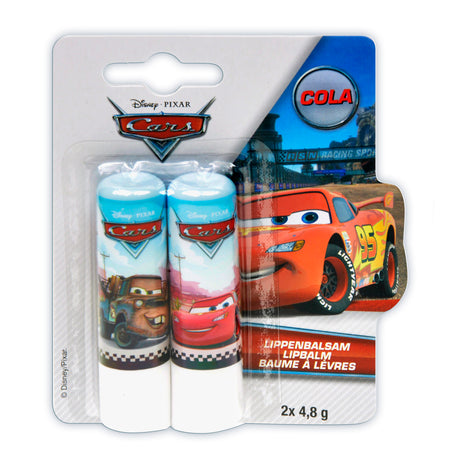 DISNEY CARS Lipgloss 4.8g Duo