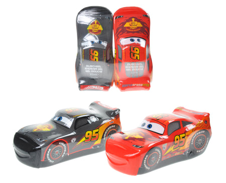 DISNEY CARS Shower Gel In-Design Duo