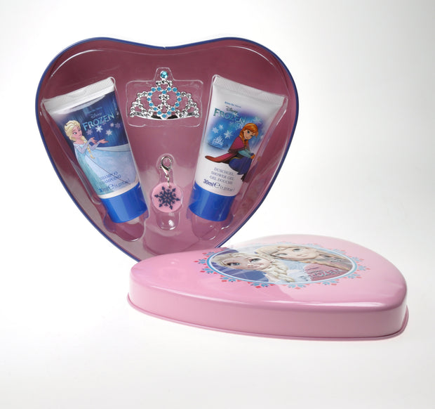 Disney FROZEN Beauty Bath Tin Set