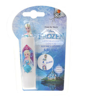 Disney FROZEN (3 pc set) Lipbalm 4.8g with 3D Figurine