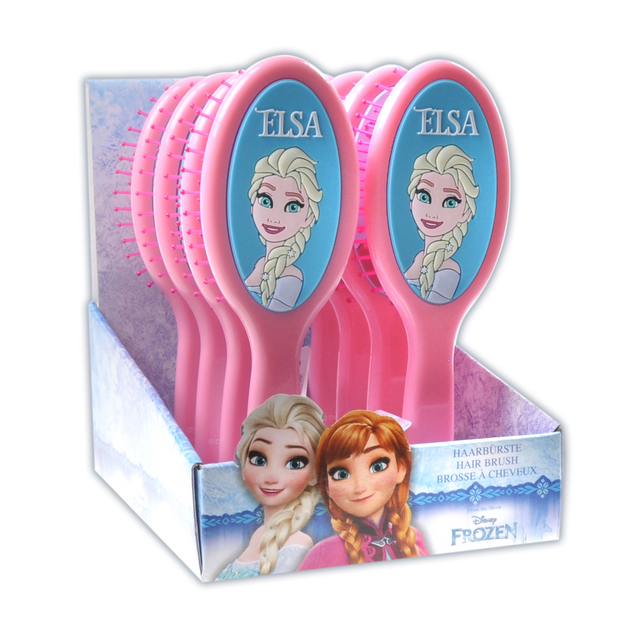 Disney FROZEN Elsa Cameo Hairbrush