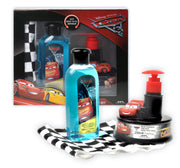 DISNEY CARS Racing Bath Set