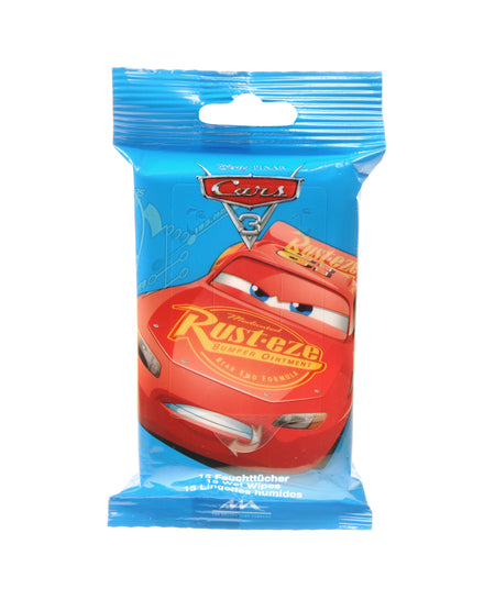 DISNEY CARS Wet Wipes pack
