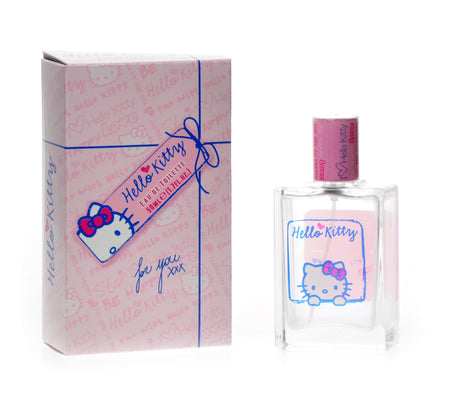 HELLO KITTY Scribble Eau de Toilette 50ml