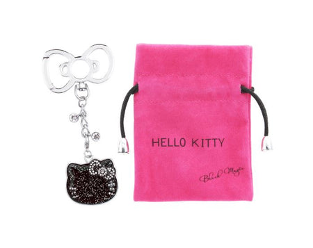 HELLO KITTY Black Magic Lipgloss Key Chain