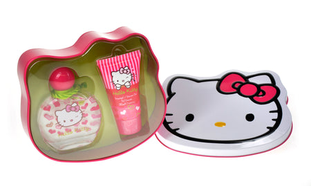 HELLO KITTY Pink Love Beauty Set